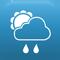 Wisselende bewolking met motregen